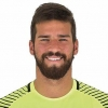 Alisson Becker tenue