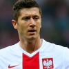 Robert Lewandowski tenue
